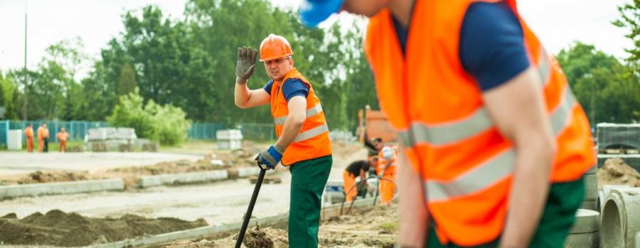 Arbeider(s) Rioleringswerken